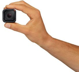 camara deportiva gopro hero session
