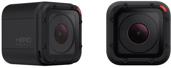 mini camara video deportiva gopro hero session